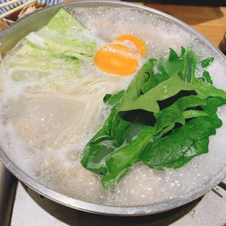 水炊き(水たき いろは 本店 )