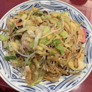 博多皿うどん(中国菜館 福新楼)