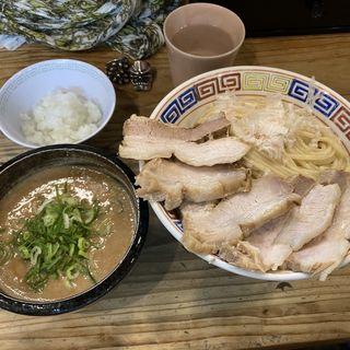 濃厚チャーシューつけ麺(麺や拓 )
