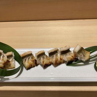 鰻の白焼き(王将寿司 )