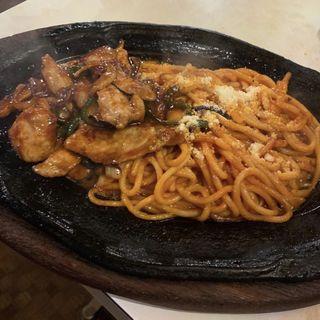 ポーク・スパゲティ