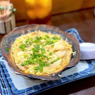 ホタテ貝焼味噌