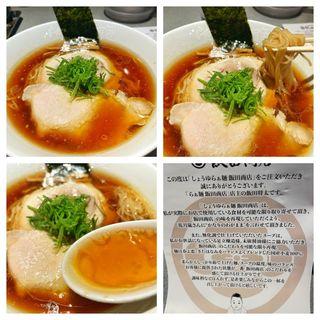 飯田商店ラーメン(期間限定)(らーめん花月嵐 門前仲町店 )