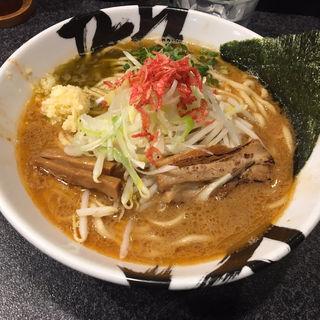 濃厚味噌ら〜麺 (限定)