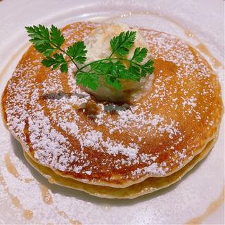 ホイップバター(Hawaiian Pancake Factory 新宿ミロード店 (ハワイアンパンケーキファクトリー))