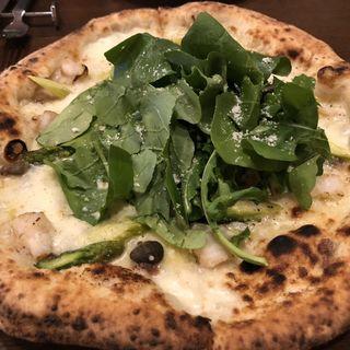 カリーナ pizza (ピッツェリア パドリーノ・デル・ショーザン)