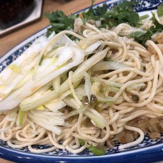 海老バン麺