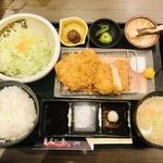 黒かつ亭定食(黒かつ亭 東京駅店)