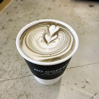 ブラックラテ(ノー コーヒー)
