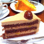 マロンチョコレートケーキ