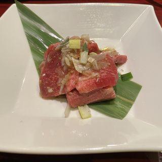 たんざく厚切タン 塩ダレ焼(叙々苑 ルクア大阪店 )