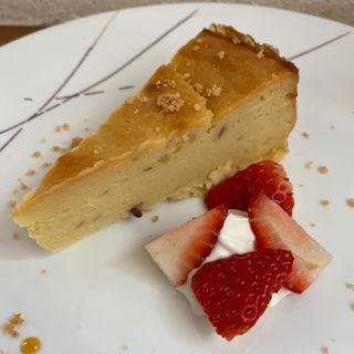 さつまいもとクリームチーズのケーキ(七海)