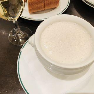 Soupe du jour本日のスープ