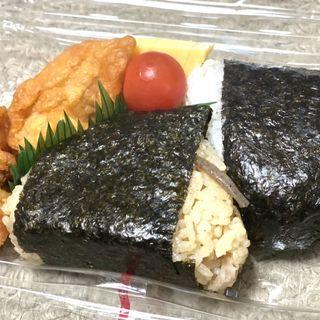 五目&鮭おにぎりセット(ザンギ)