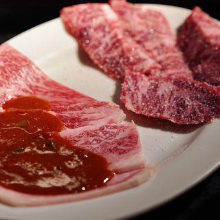 選べる焼肉ランチ(土日祝17時迄限定)(たれ山)