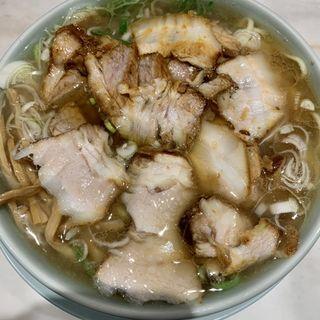 チャーシュー麺(大)(ちえちゃんラーメン)