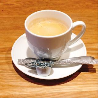 ホットコーヒー(porte cafe(ポルトカフェ))