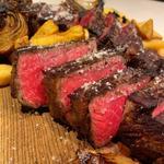 ステーキ2種(山形牛 サーロイン、ランプ)