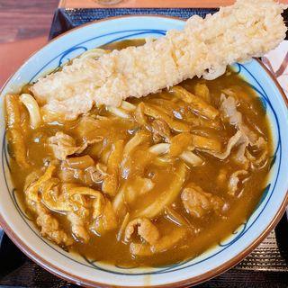 カレーうどん(丸亀製麺 鈴蘭台店 )