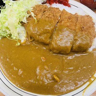 カツカレー(なか野 (なかの))