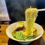 バラ肉チャーシュー麺(麺や 桜風)