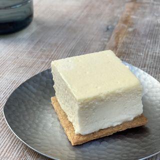 四角いチーズケーキ(Sta.)