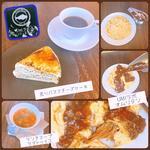 炙りバスクチーズケーキ(UMIラボ)