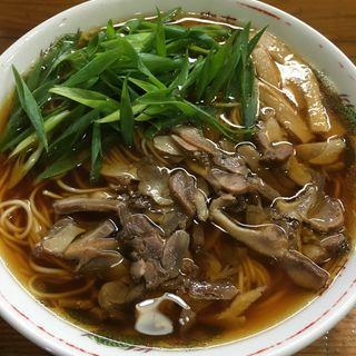 笠岡ラーメン並(山ちゃん )