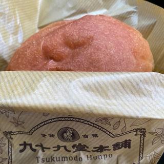 クリームパン(九十九堂本舗 極楽湯枚方店 )