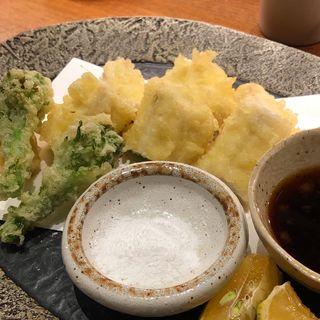 穴子の天ぷら(博多 一刻堂)