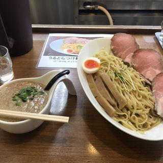 うるとらつけ麺(あいつのラーメン かたぐるま )