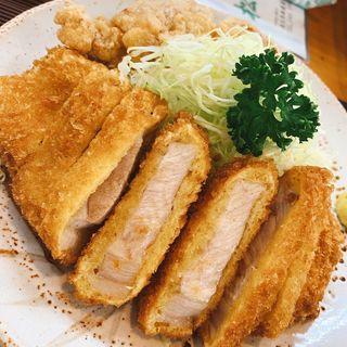 とんかつ定食(松福亭 )
