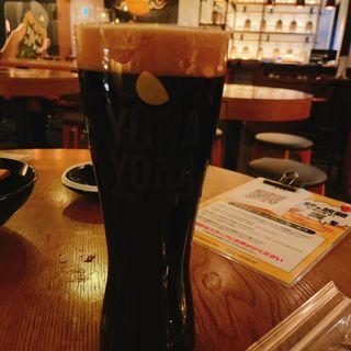 東京ブラック(YONA YONA BEER WORKS 新宿店)