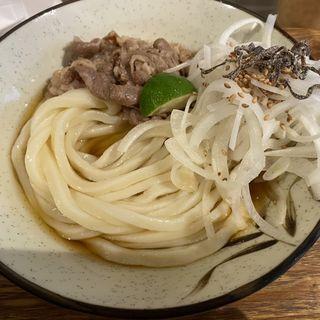 肉すだち(Udon kyutaro)