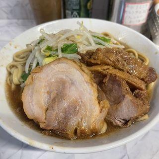 ミニラーメン(麺屋歩夢金沢八景店)