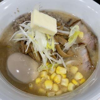 味噌バターらぁ麺