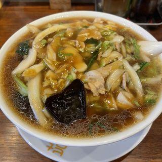 肉そば(中華 のんち)