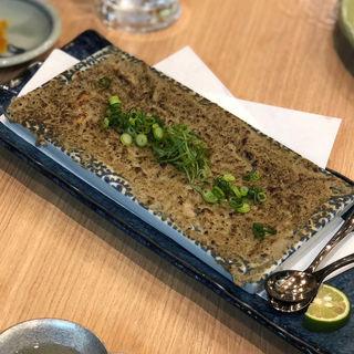 蟹味噌炙り(うち田)