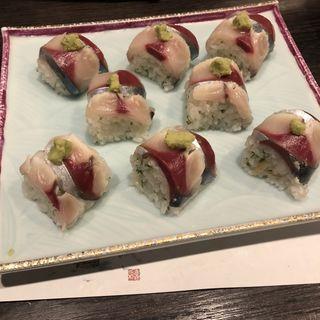 鯖棒寿司(結びや )