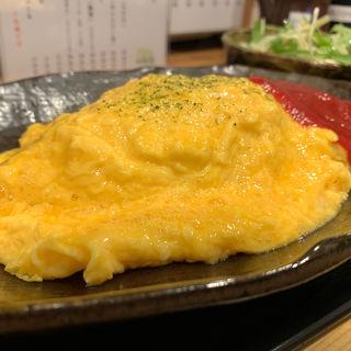 オムライスセット(限定5食)