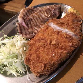 肉盛りプレート(壱豚 )