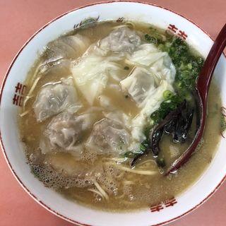 ワンタンメン(博龍軒 )
