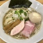 煮干らーめん(正油)