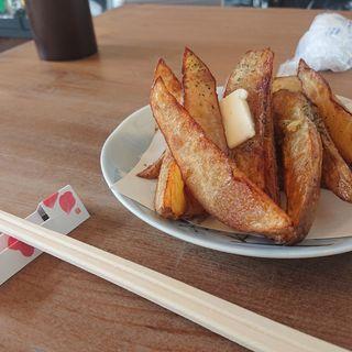 越冬2年 メークインのフライドポテト(和食日和 種)