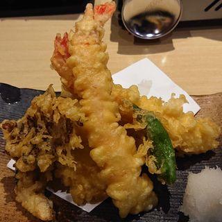 天ぷら(天ぷら御膳)