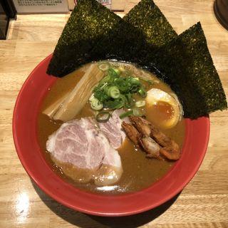 オマール海老白湯麺