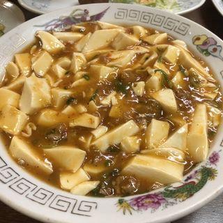 麻婆豆腐(ポパイ )