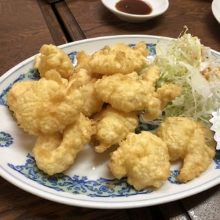 海老の天ぷら(ポパイ )