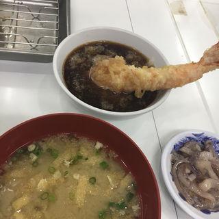 海老定食(天ぷらのひらお 貝塚店 )