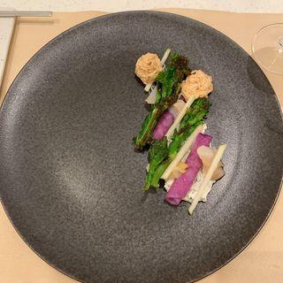前菜(タンモア)